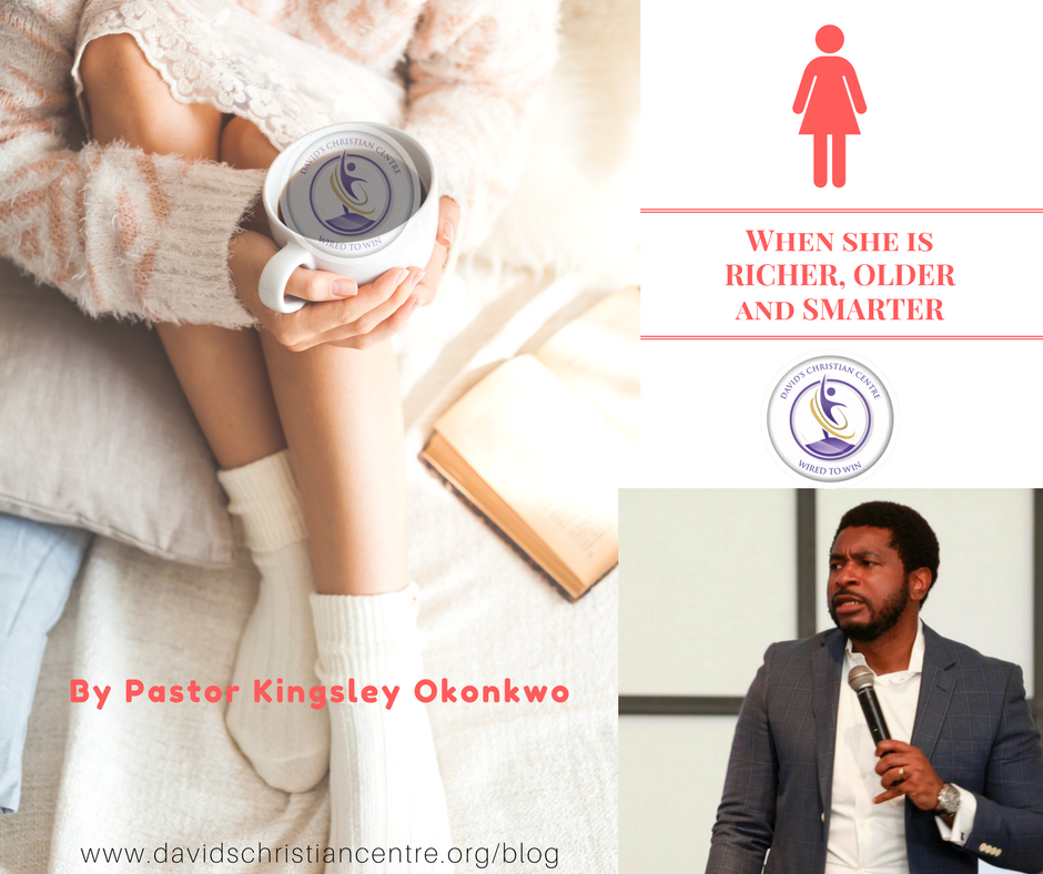 When she is RICHER, OLDER and SMARTER... Relationship message by Pastor Kingsley Okonkwo