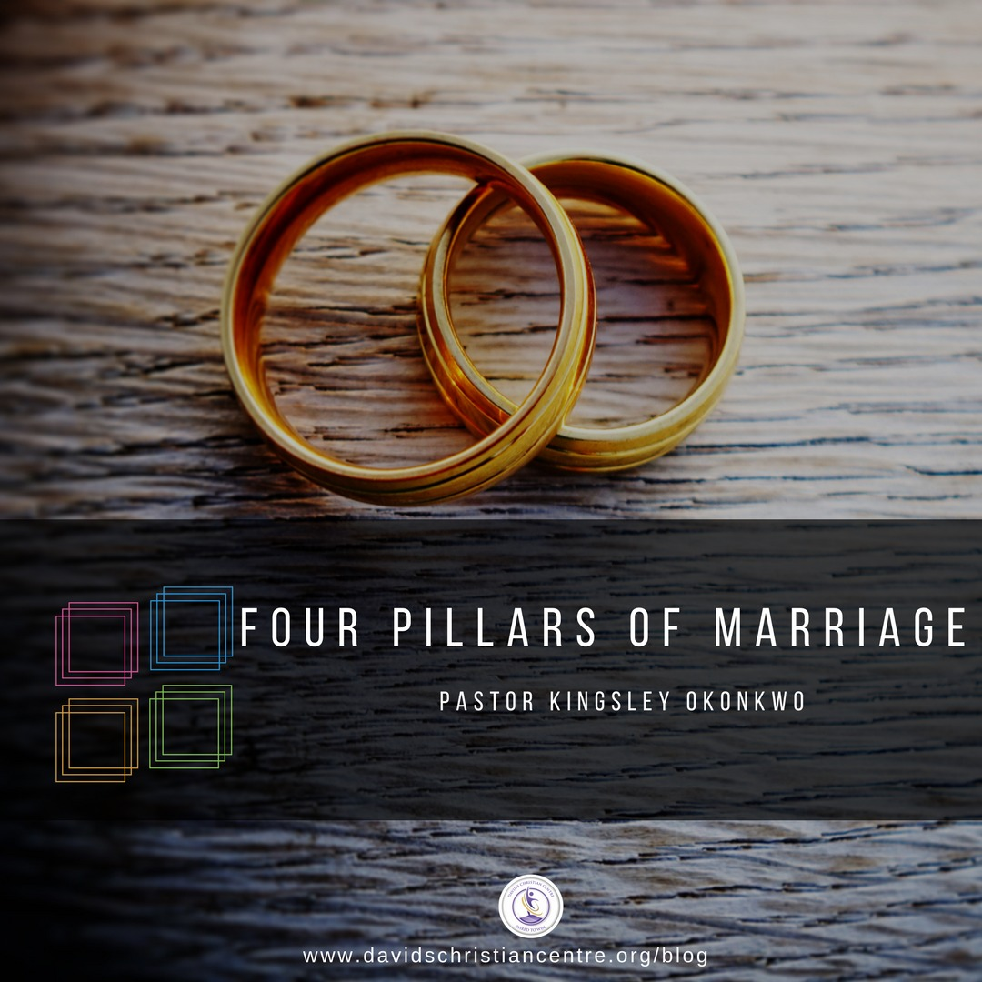 The Four Pillars of Marriage